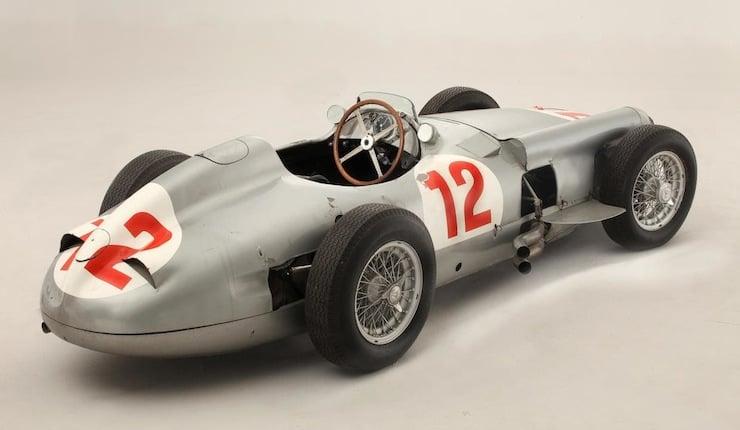 1954 Mercedes Benz W196R Formula 1 4 1954 Mercedes Benz W196R Formula 1 Car