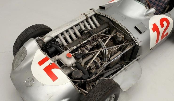 1954 Mercedes Benz W196R Formula 1 5 1954 Mercedes Benz W196R Formula 1 Car