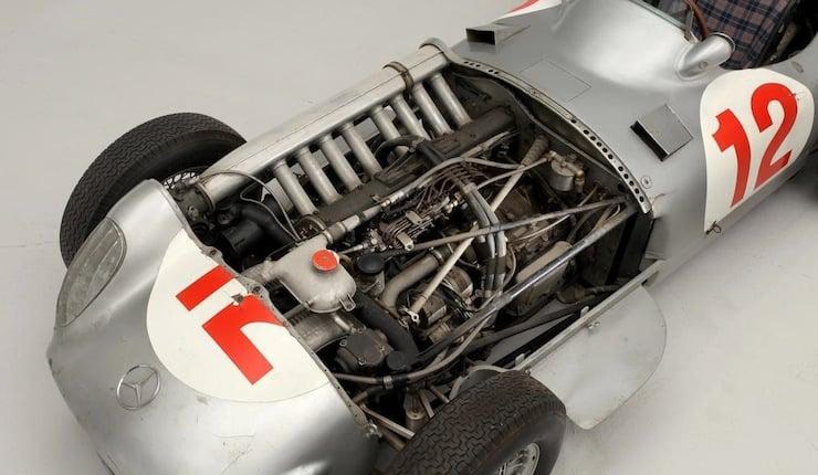1954 Mercedes-Benz W196R Formula 1  5
