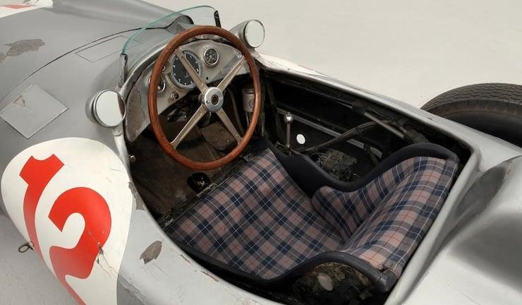 1954 Mercedes Benz W196R Formula 1 6 1954 Mercedes Benz W196R Formula 1 Car