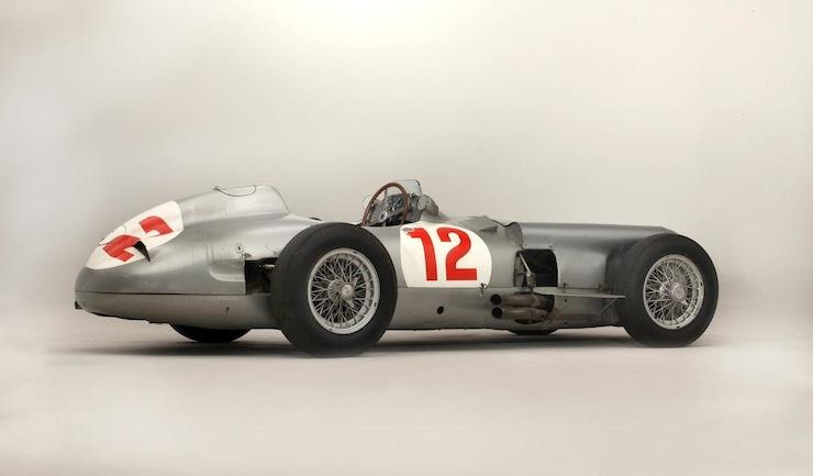 1954 Mercedes Benz W196R Formula 1 7 1954 Mercedes Benz W196R Formula 1 Car