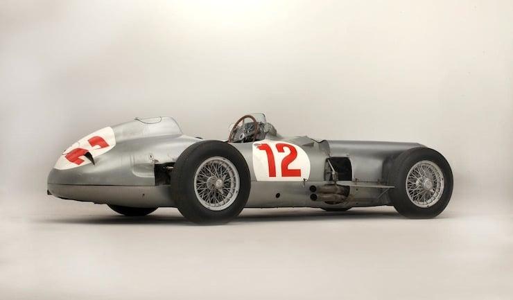 1954 Mercedes-Benz W196R Formula 1  7