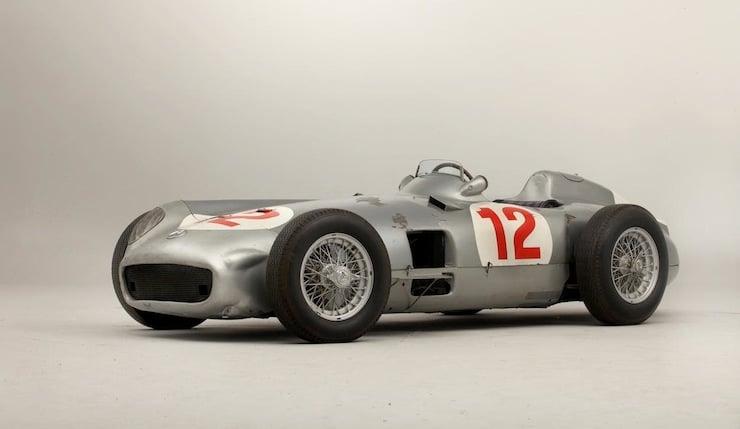 1954 Mercedes Benz W196R Formula 1 8 1954 Mercedes Benz W196R Formula 1 Car