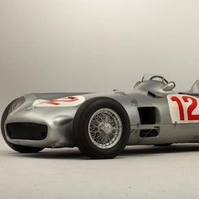 1954 Mercedes Benz W196R Formula 1 81 - 1954 Mercedes-Benz W196R Formula 1 Car