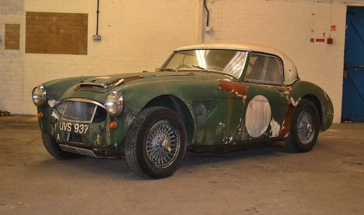 1958 Austin-Healey 100:6 Car