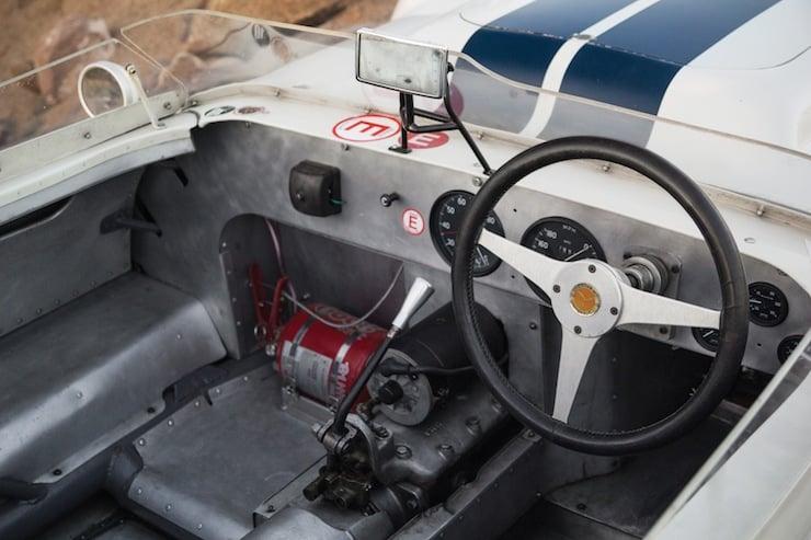 1958 Lister-Jaguar 'Knobbly' Prototype 1