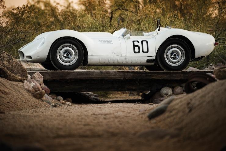 1958 Lister-Jaguar 'Knobbly' Prototype 3