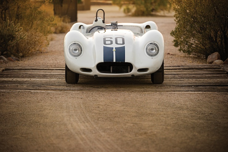 1958 Lister-Jaguar 'Knobbly' Prototype 5