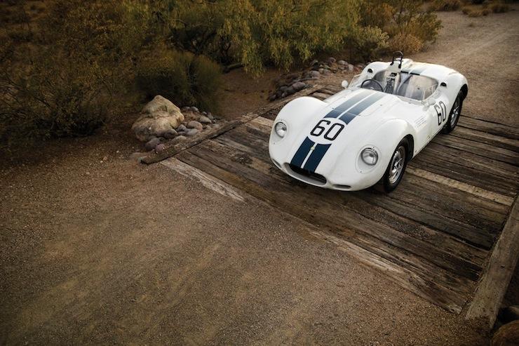 1958 Lister-Jaguar 'Knobbly' Prototype 6