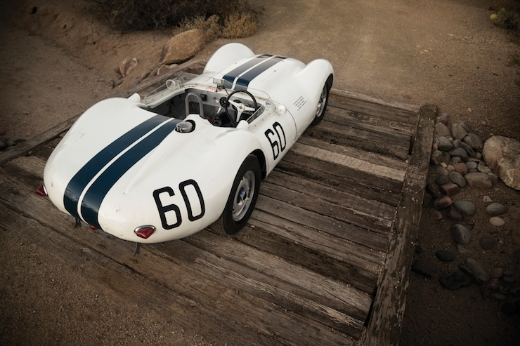 1958 Lister-Jaguar 'Knobbly' Prototype 7