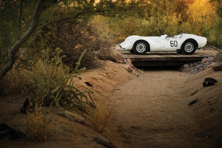1958 Lister-Jaguar 'Knobbly' Prototype 8