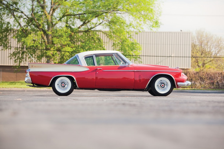 1958 Packard Hawk Sport Coupe 2
