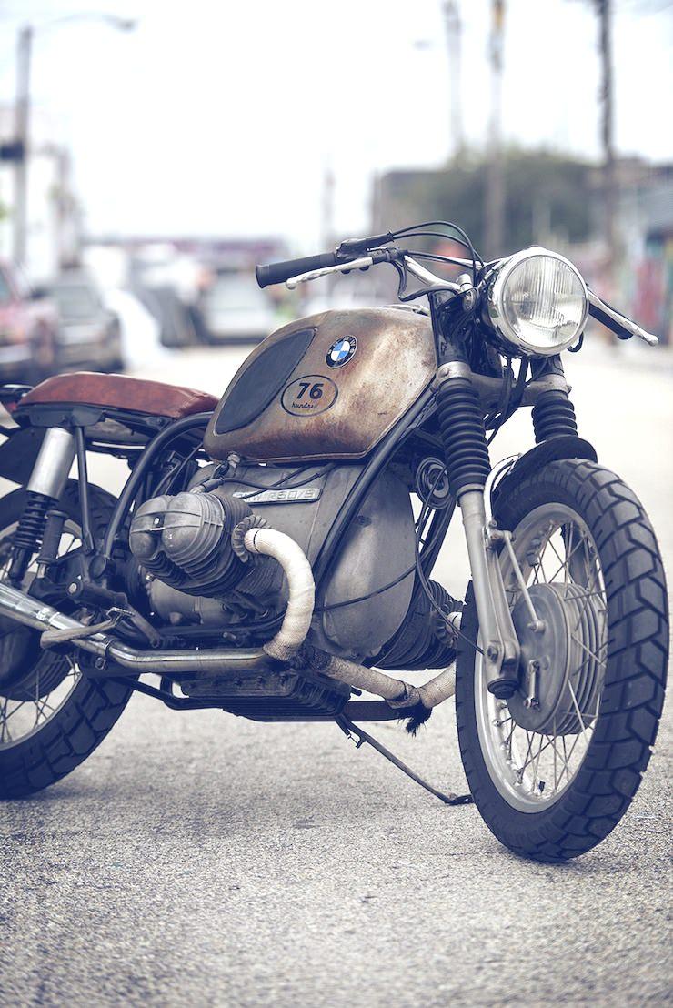 1971 BMW r605 4 1971 BMW r60/5   La Curiosa