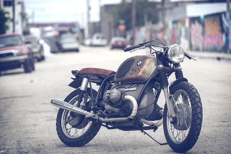 1971 BMW r605 5 1971 BMW r60/5   La Curiosa