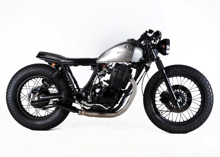 1981 Suzuki GN400 10