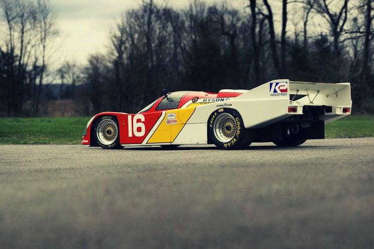 1986 Porsche 962 Race Car 1