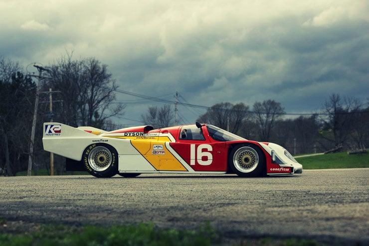 1986 Porsche 962 Race Car 3
