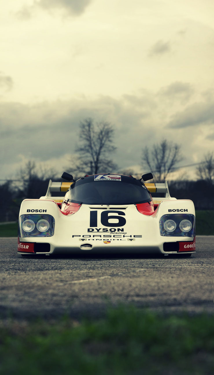 1986 Porsche 962 Race Car 4