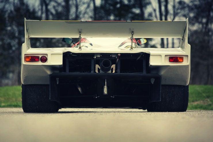 1986 Porsche 962 Race Car 5