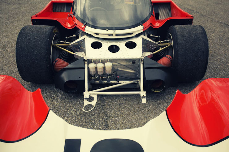 1986 Porsche 962 Race Car 9