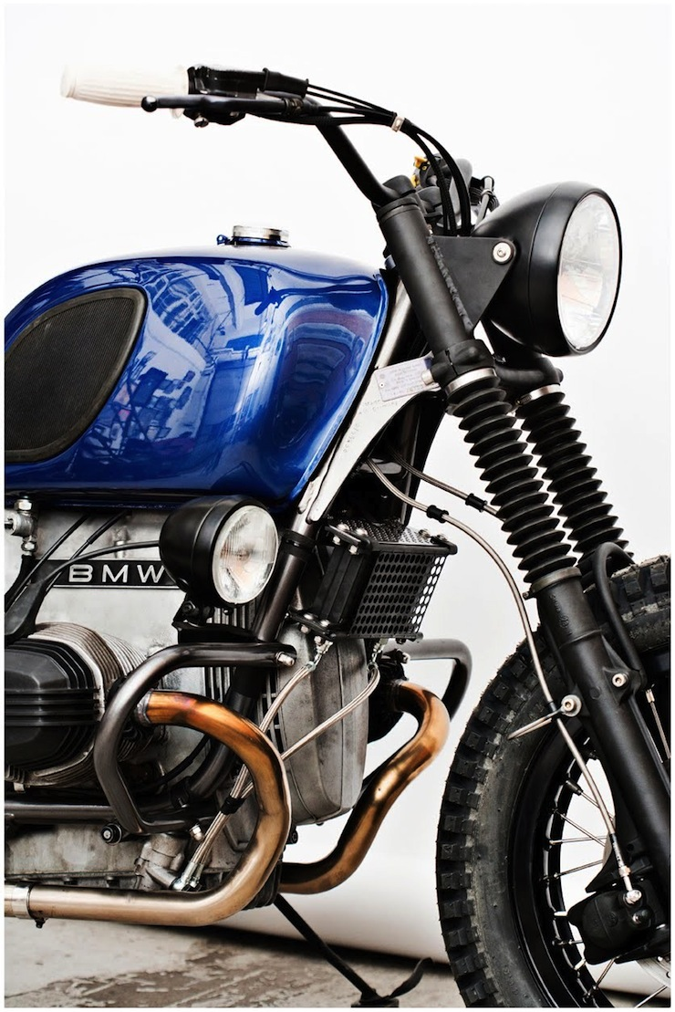 BMW R100 RT by The Wrenchmonkees