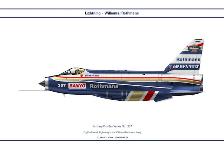 Bill Clave's Retro Motorsport Planes 4