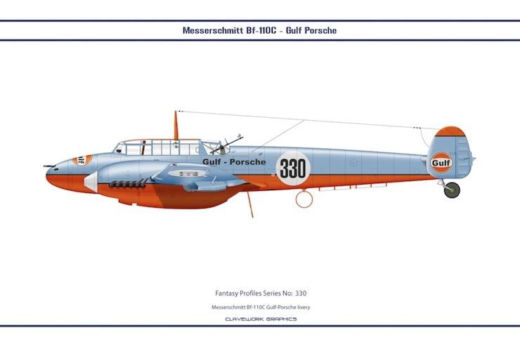 Bill Clave's Retro Motorsport Planes 6