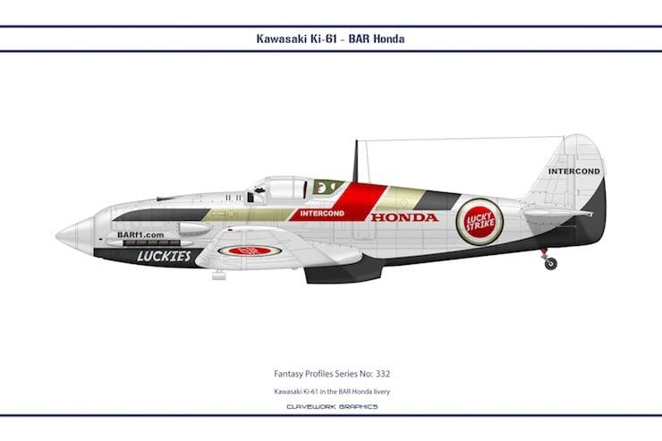 Bill Clave's Retro Motorsport Planes Bill Clave's Retro Motorsport Planes
