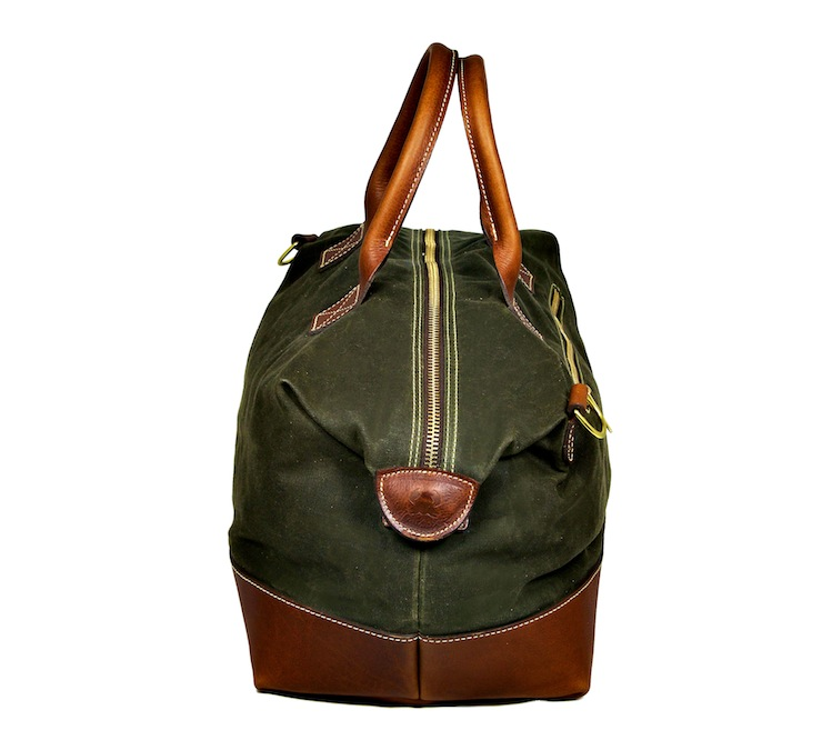 Blue Claw Co Weekender Bag 3