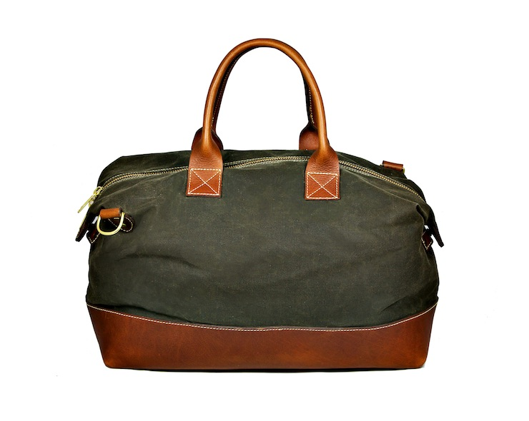 Blue Claw Co Weekender Bag 4