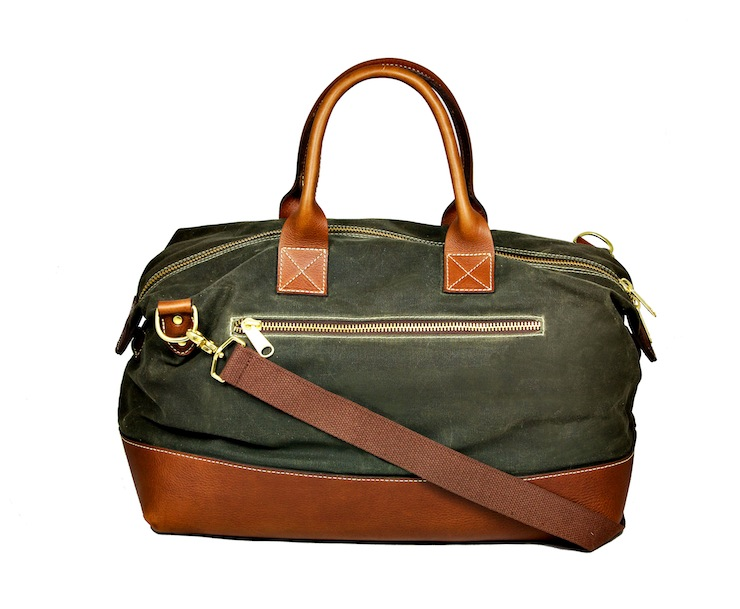 Blue Claw Co Weekender Bag copy