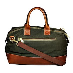 Blue Claw Co Weekender Bag copy1 - Weekender Bag by The Blue Claw Co.