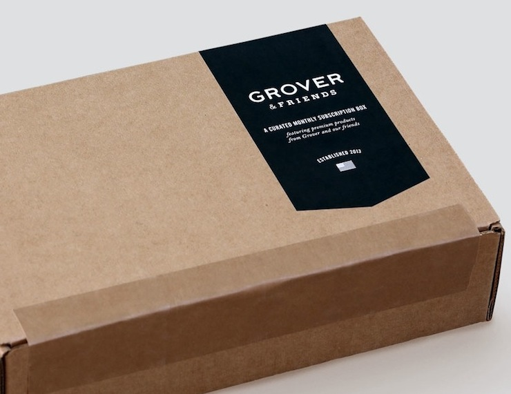Grover & Friends Boxes