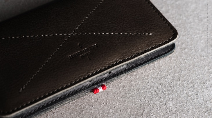HardGraft iPhone Wallet Leather