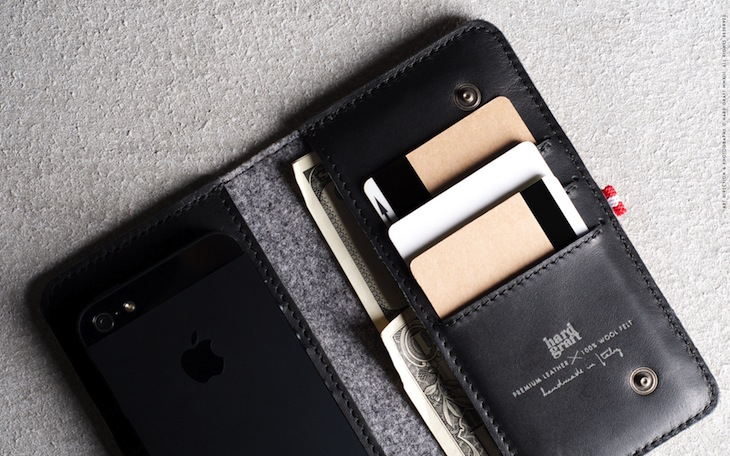 HardGraft iPhone Wallet