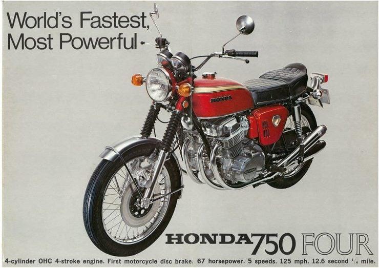 Honda CB750 3