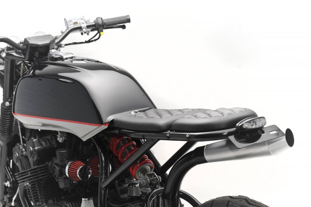 Honda CB750 5