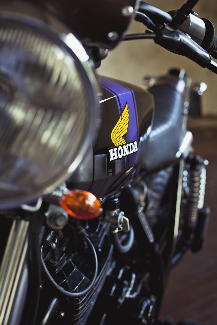 Honda FT500 1