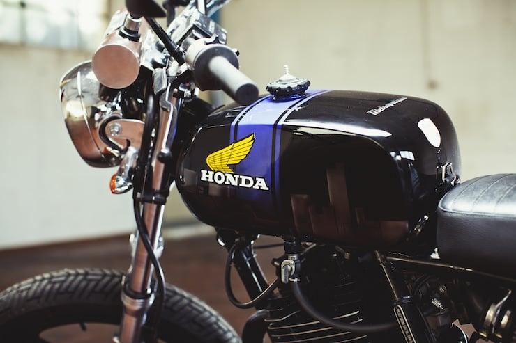 Honda FT500 2