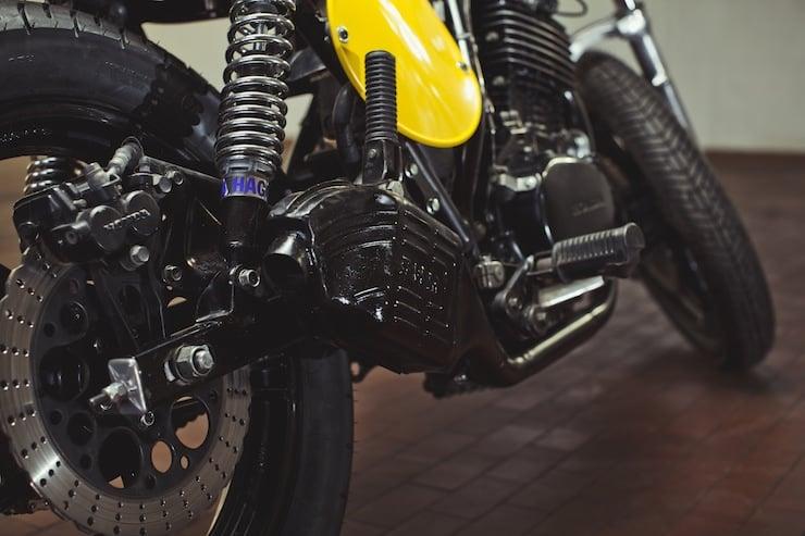 Honda FT500 3
