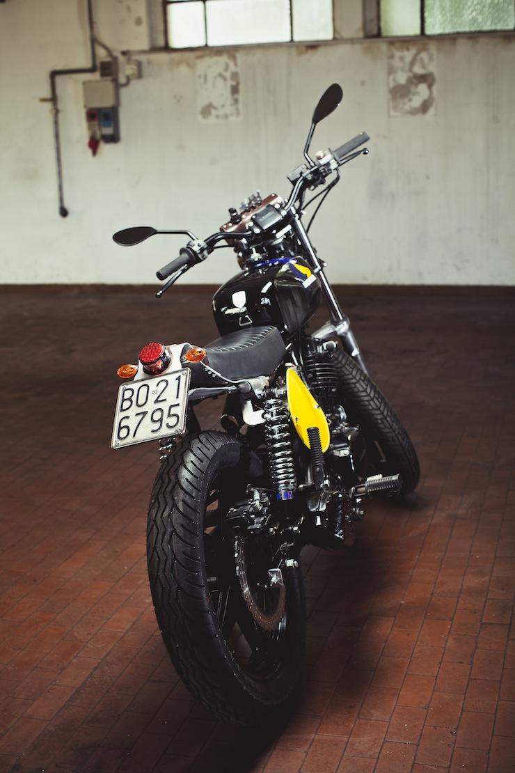 Honda FT500 5