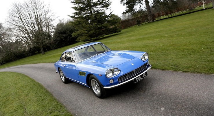 John Lennon's First Car - 1965 Ferrari 330GT 4