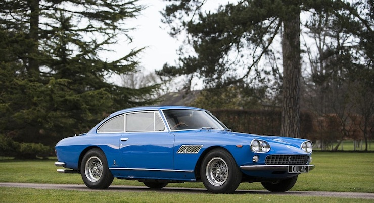 John Lennon's First Car - 1965 Ferrari 330GT