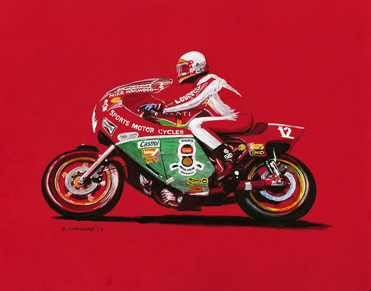 Mike The Bike Hailwoods Mike The Bike Hailwood
