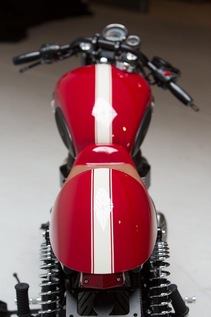 Triumph Bonneville 1