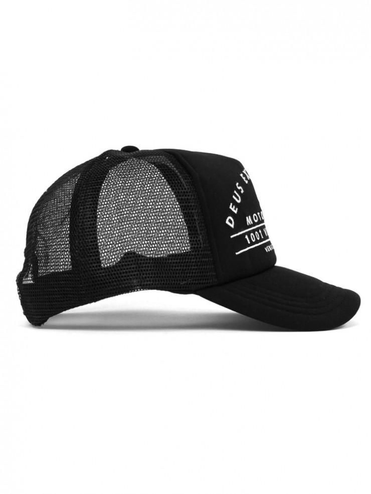 Venice BLVD Trucker Hat by Deus