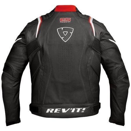 Warrior Jacket by REV'IT! Back