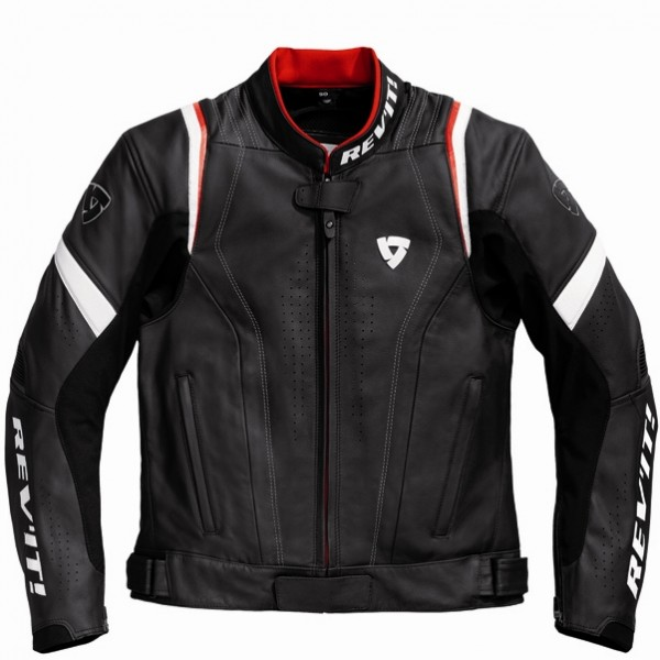 Warrior Jacket by REV'IT! Front