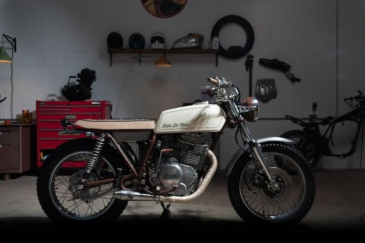 Yamaha XS360 custom