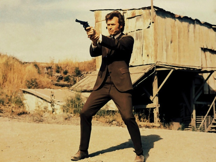 dirty harry Smith & Wesson .44 Magnum